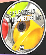 HOW TO PAINT WALLPAPER SIMPLE STEP BY STEP DVD VIDEO GUIDE PREP TOOLS TIPS LEARN