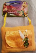 Tinkerbell Tooth fairy Pillow~CUTE! Yellow