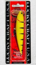 LUCKY CRAFT SAMMY 100 1/2OZ TIGER PERCH 806