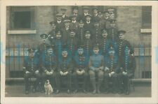 More details for 1912 -13 mixed regiment & army pay corps ncos & officers & civ staff group photo
