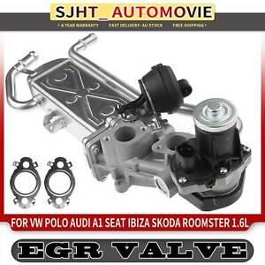 Cooler EGR Valve for Audi A1 VW Polo Skoda 5J7 Rapid Seat Toledo 1.6L 03L131512