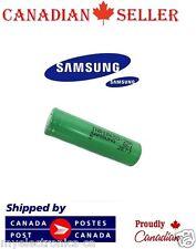 1 PC Genuine Samsung 18650 ICR  2500mAh Li-Ion 3.7V Flat Top Battery