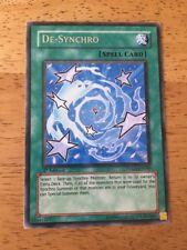 De-Synchro Yugioh Trading Card TDGS-EN049 1st Edition Spell Card