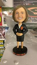 Meg Whitman San Francisco Giants/Sacramento Rivercats Bobblehead