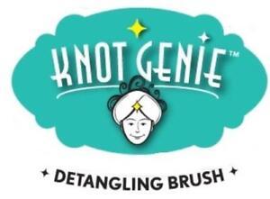 Knot Genie Detangling Brush - Knot Genie