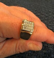 "Elvis Tcb Jewelry The ""Salt Lake City"" Utah Tour Ring"
