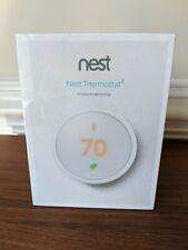 Brand New - Sealed - Nest  Programmable Thermostat E - White