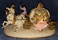 """New"" Cinderella's Magical Moment by Alexsander Danel Fine Porcelain Sculpture"