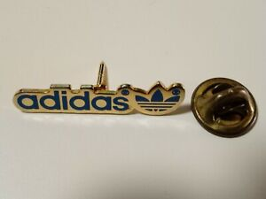 ADIDAS ORIGINAL ENAMEL PIN BADGE