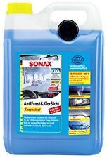SONAX AntiFrost & KlarSicht KONZENTRAT Citrus Scheibenfrostschutz 5L ergibt 15L