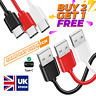 For Samsung Galaxy S9 S10 S8 Edge Fast Charger Lead Data USB Lead Cable C-Type