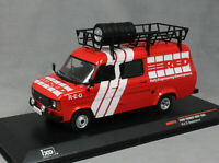 IXO Ford Transit MkII Mark 2, Rally Engineering Development 1985 RAC281X 1/43
