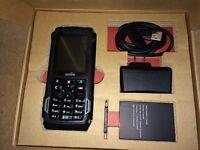 Unlocked Sonim XP5700 Black GORILLA GLASS 4G LTE WATERPROOF WiFi With Warranty