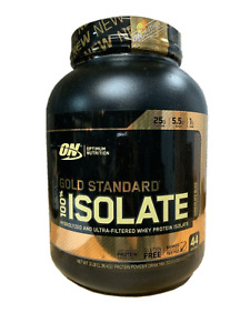 Optimum Nutrition Gold Standard 100% ISOLATE Whey Protein 44 Serves, 6 FLAVORS
