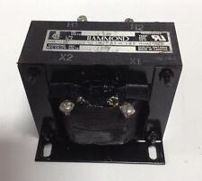 HAMMOND 120V 1PH 24V TRANSFORMER TYPE-112AH / HJ2G
