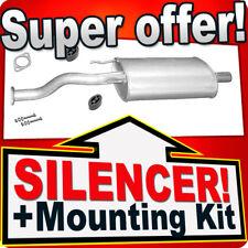 Rear Silencer ROVER 400 (414, 416) 1.4 1.6 16V SCHRÄGHECK 95-99 Exhaust Box UUY