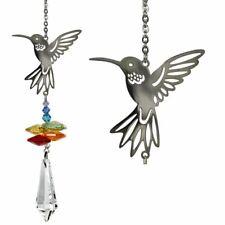 Crystal  Fantasy Hummingbird Suncatcher NEW