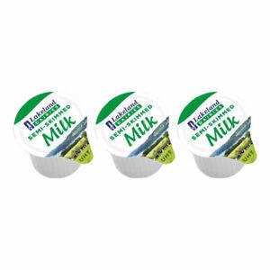 Lakeland Semi Skimmed Milk Jiggers 120 Pots / Portions Long Life
