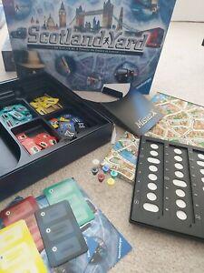Ravensburger Scotland Yard Mystery Family Board Game - 26646