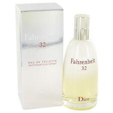 Christian Dior Fahrenheit 32 100ml/ 3.4oz Mens EDT Spray New Sealed Discontinued