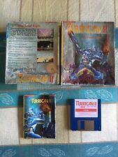 Turrican II 2 Commodore Amiga Factor 5 Rainbow Arts *FUNZIONANTE*COMPLETO*