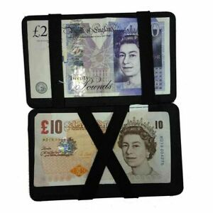 Magic wallet milkman taxi bus money trader puzzle wallet strong - 3 colours