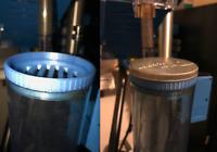 Dillon Pulverfüller Sieb / Bullet Powder separator ** Portofrei in DE **