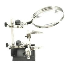 Expo Heavy Duty Helping Hands with Acrylic Magnifier