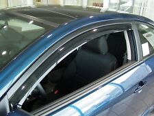 In-Channel Vent Visors for 2004 - 2010 Scion tC
