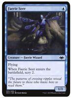 Faerie Seer 051 Modern Horizons Mtg x4 4x MH1 Magic