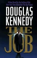 The Job by Douglas Kennedy (1998, Hardcover First Edition) -Free Shipping
