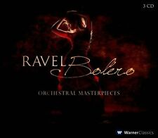 Ravel: Boléro- Orchestral Masterpieces, New Music