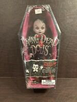 Mezco Toys LIVING DEAD DOLLS - SERIES 2 - KITTY - NEWSealed Coffin