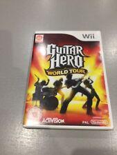Guitar Hero: World Tour (Nintendo Wii, 2008)