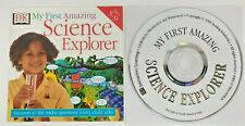 Dk My First Amazing Science Explorer Pc Cd-Rom & Inserts Only (1999) Ages 5-9