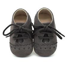 Kleinkind Baby Jungen Mädchen Krippe Schuhe rutschfeste Lauflern weiche Sohle