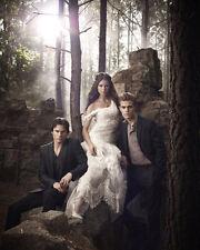 The Vampire Diaries Nina Dobrev Ian Somerhalder Paul Wesley photo 8x10 pic 129