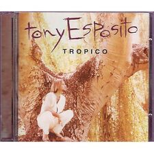 TONY ESPOSITO - Tropico - GINO PAOLI JOE AMORUSO CD 1996 NEAR MINT CONDITION