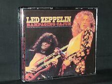 Led Zeppelin 3 CD Set Rampaging Cajun Live In Baton Rouge 1975