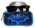 BATMAN CAPED CRUSADER Boys 100 UV Shatter Resistant Sunglasses  Soft Case Set
