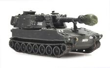 Artitec 6160068 BRD m109g eisenbahntranport amarillo verde oliva n 1:160 listo tanques modelo
