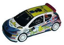 PEUGEOT 207 S2000 TERRINI MONZA RALLY SHOW 2014  DECALS 1/43