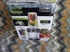 Ninja BL480D Auto iQ Blender - Black/Silver