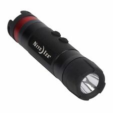 Nite Ize Radiant 3-in-1 LED Mini Flashlight Black 80 Lumen Lantern Camping Light