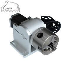 80mm Laser Rotation Axis Cylinder Rotary F/ Fiber Laser Marking machine Engravin