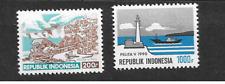 1990 MNH Indonesia Michel 1344-5 postffris**