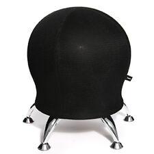 Hocker Sitzball SchreibtischStuhl Rückentrainer Topstar Sitness 5 schwarz B-Ware