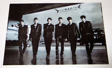 B.A.P BAP - One Shot (2nd Mini Album) OFFICIAL POSTER (with Tube Case)