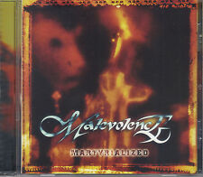 MALEVOLENCE-MARTYRIALIZED-CD-melodic-death-doom-gothic-angel-ira-moonspell