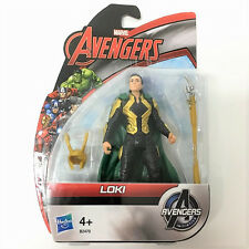 LOKI MARVEL AVENGERS AGE OF ULTRON INITIATIVE 3.75'' ACTION FIGURE Toy